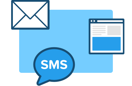 email sms web surveying platforms