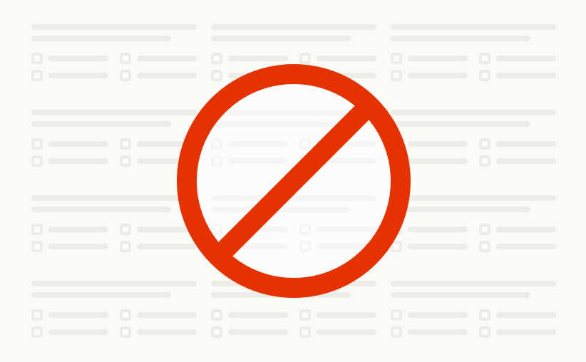 survey link prevent multiple responses