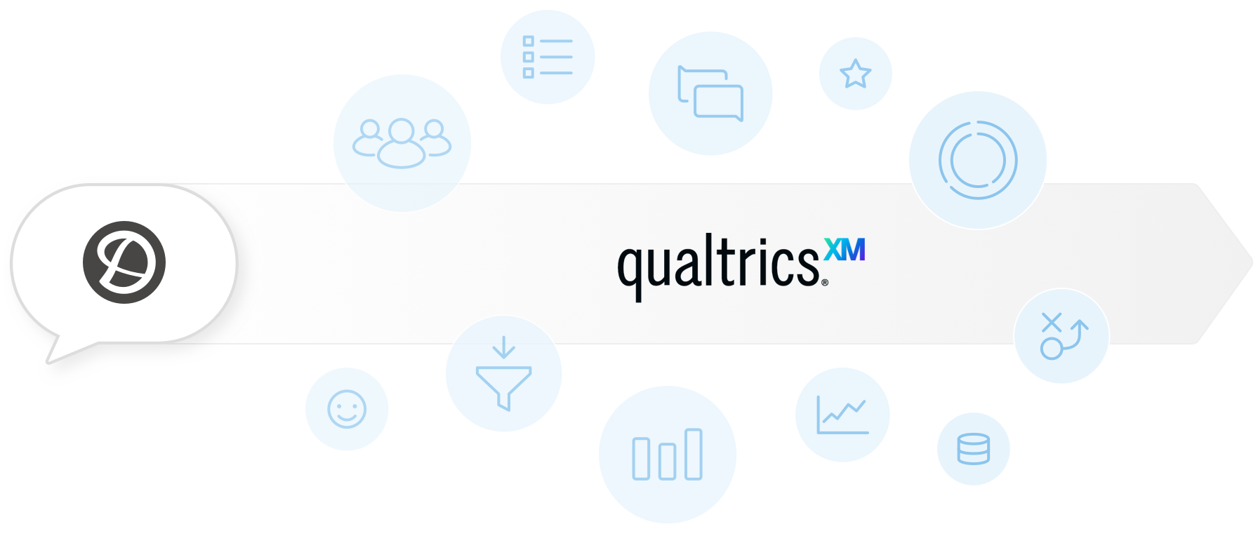 delighted to qualtrics maturity model