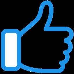 customer survey template thumbs survey