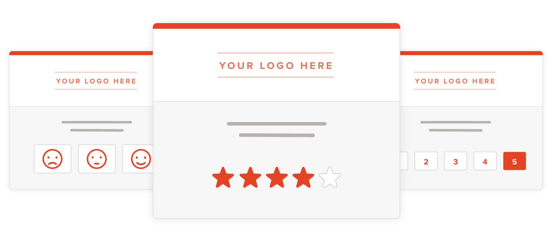 free customer survey hero image
