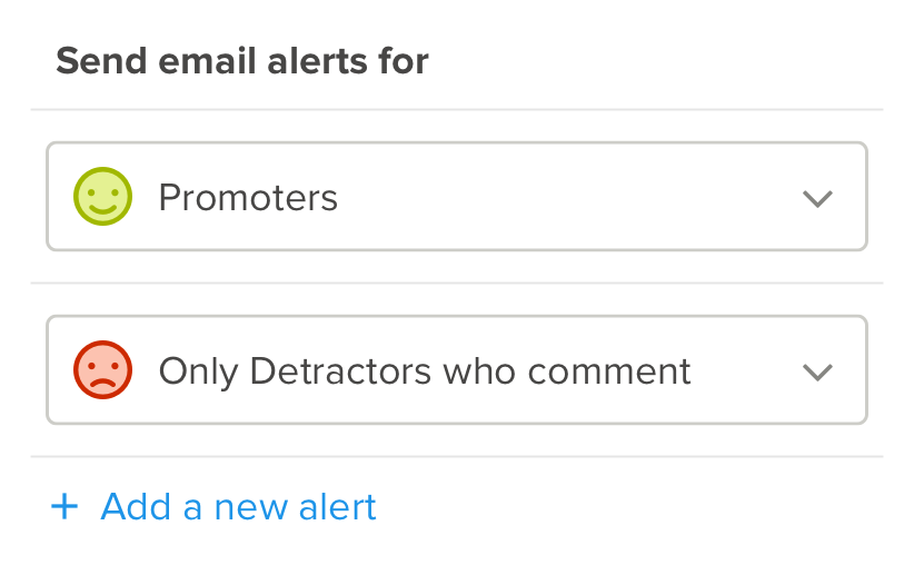 improve customer experience email alerts
