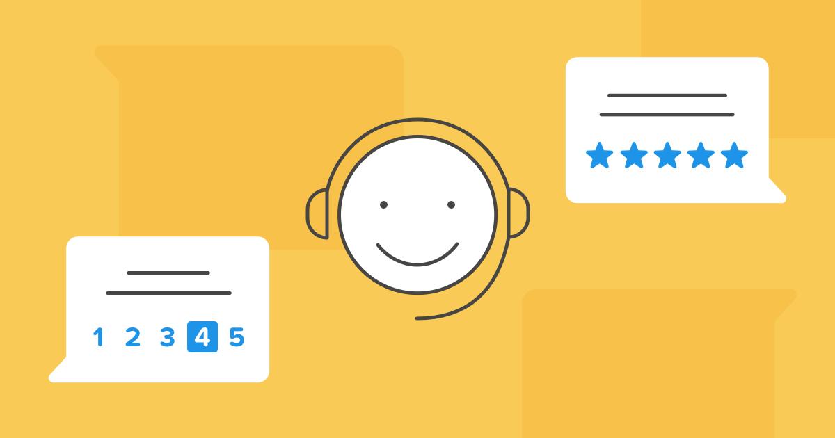 customer service survey solution