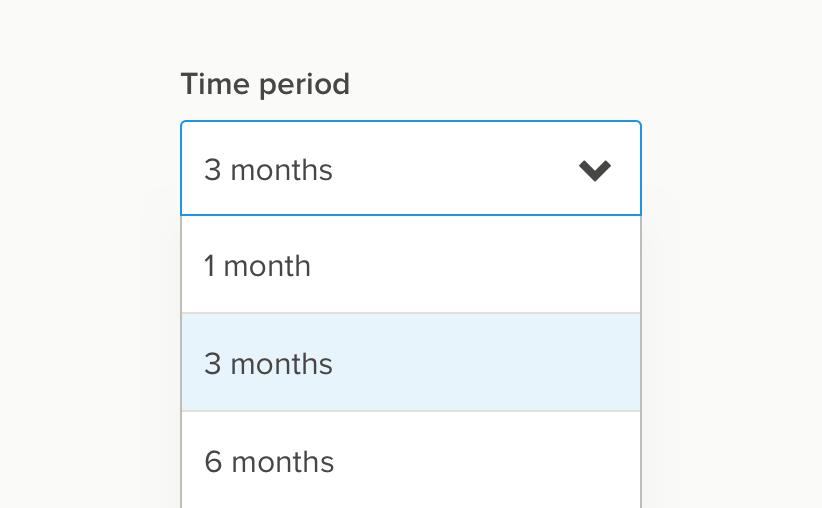 schedule customer surveys