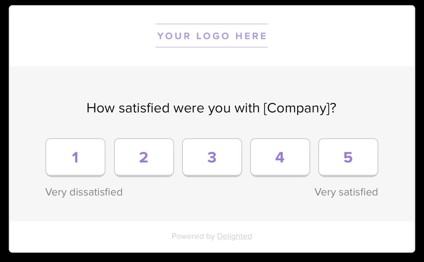 employee experience CSAT survey